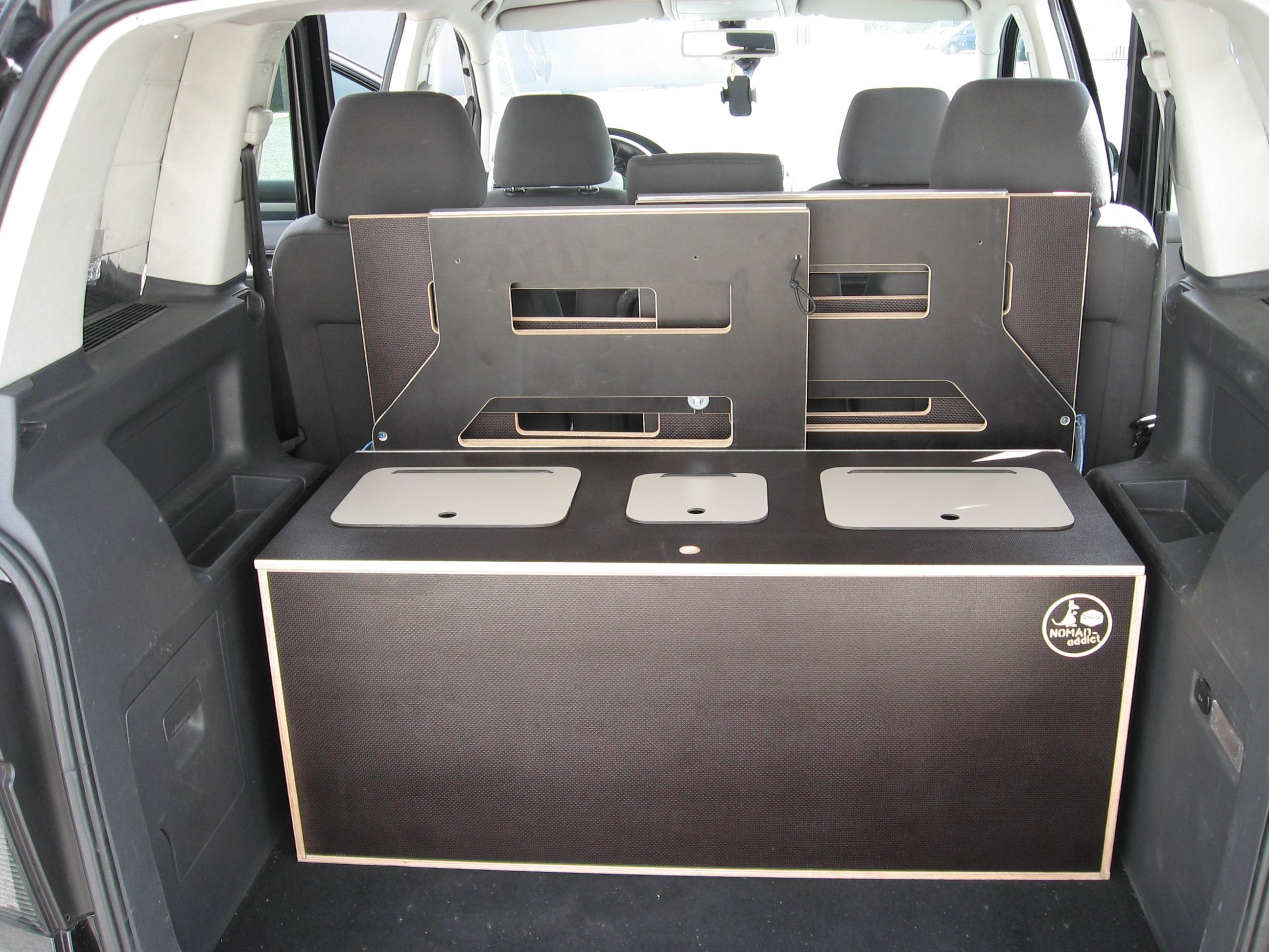 le kit duo 975 nomad addict. Black Bedroom Furniture Sets. Home Design Ideas
