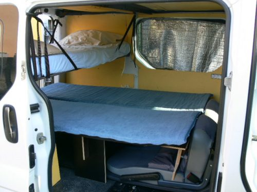 nomad addict ne choisissez plus entre une belle voiture et un camping car. Black Bedroom Furniture Sets. Home Design Ideas