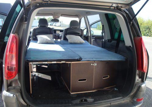 Kit voiture nomade