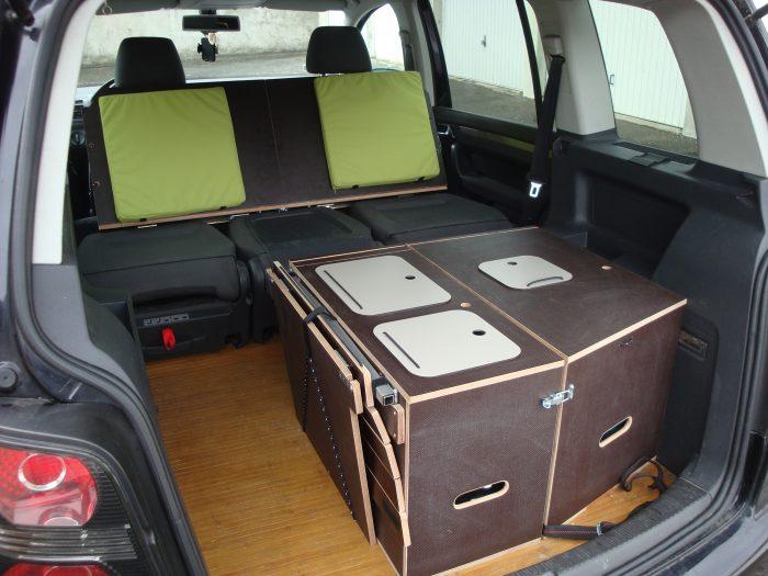 le kit nomad nomad addict. Black Bedroom Furniture Sets. Home Design Ideas