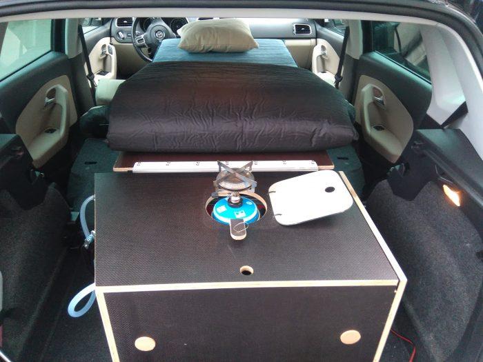 le kit solo 599 nomad addict. Black Bedroom Furniture Sets. Home Design Ideas
